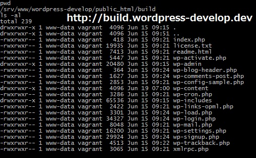 build-wordpress-dev